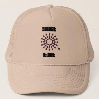 Motivera hatten för att uppmuntra dig och alla! truckerkeps