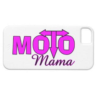 Moto mammor iPhone 5 Case-Mate cases