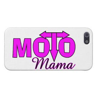 Moto mammor iPhone 5 skal