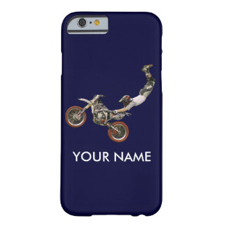 motocross barely there iPhone 6 skal