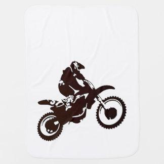 Motocross Bebisfilt
