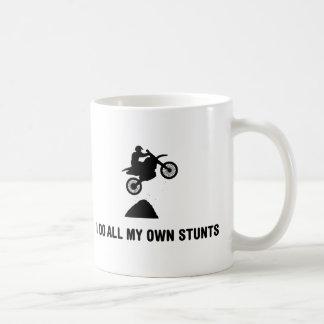 Motocross Kaffemugg