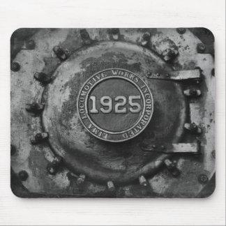 Motor för 1925 tåg musmatta