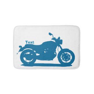 Motorcykel Badrumsmatta