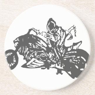 Motorcykel för Grimm Reaperavbrytare Underlägg Sandsten