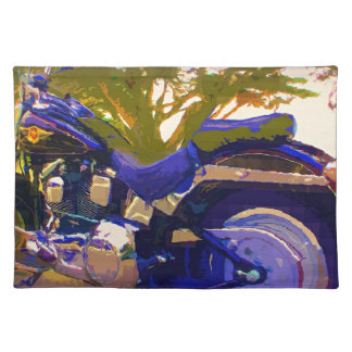 Motorcykel Harley-FatBoy-1998 Bordstablett