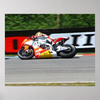 Motorcykel Poster