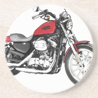 Motorcykel Underlägg Sandsten