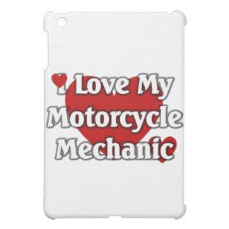 Motorcykelmekaniker iPad Mini Fodral