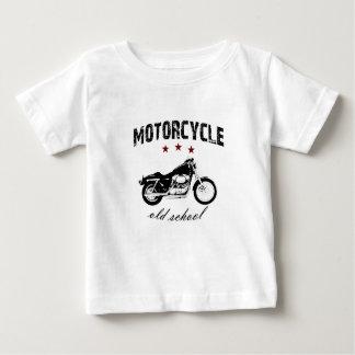 Motorcykelold school t-shirt
