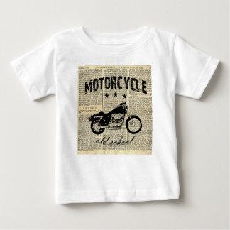 Motorcykelold school t shirts