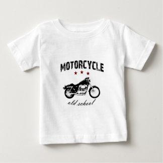 Motorcykelold school tröjor