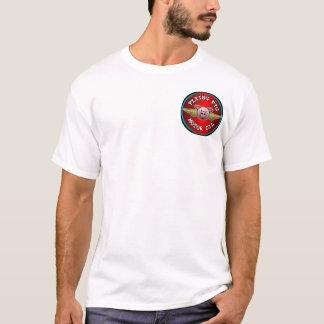 Motorisk olja för flyggris t shirts