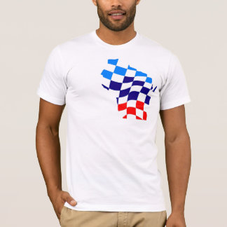 Motorsport Wisconsin Tee Shirts