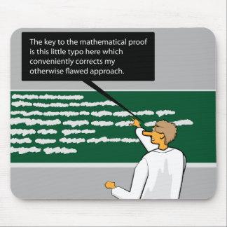 Motståndskraftig Math Musmatta