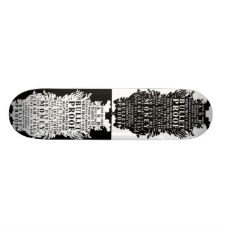 Motståndskraftig Skateboard för kula