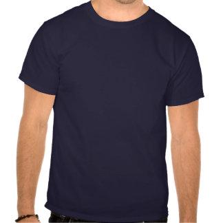 Motvilja knäppas tshirts