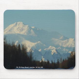 Mount McKinley (Denali), södra ansikte, Fe… Musmatta