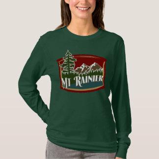 Mount Rainier berg T-shirts