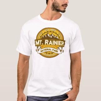 Mount Rainier Goldenrod T-shirts