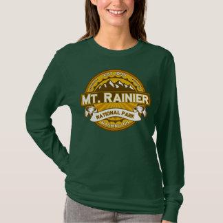 Mount Rainier Goldenrod Tee Shirt
