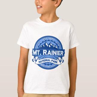 Mount Rainier kobolt T-shirt