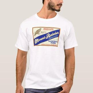 Mount Rainier nationalpark (höken) T Shirt