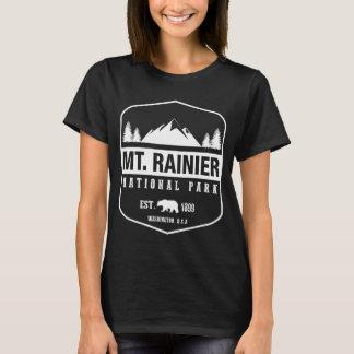Mount Rainier nationalpark T-shirts