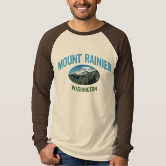 Mount Rainier nationalpark Tröja