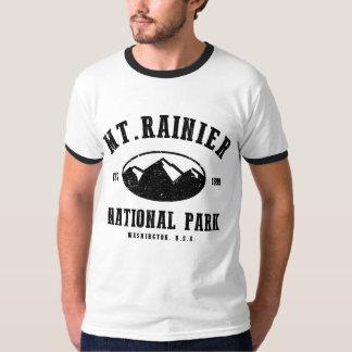 Mount Rainier nationalpark Tröjor