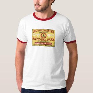 Mount Rainier nationalpark Tshirts