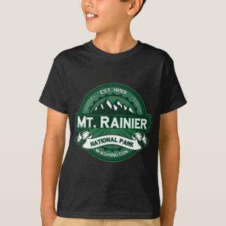 Mount Rainier skog Tshirts