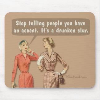 mousepad accent mousepad