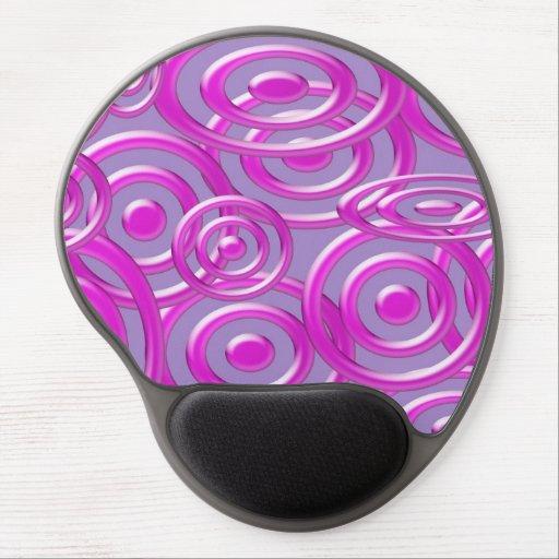 Mousepad för gel för mönster för gelé musmatta