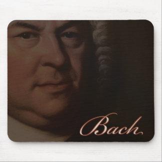 Mousepad för JS Bach Musmatta