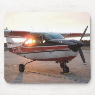 Mousepad för N777WL Cessna 210 Mus Mattor