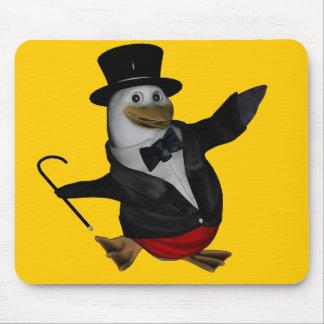 Mousepad för pingvinmedvetenhetdag ~ Januari 20 Mus Mattor