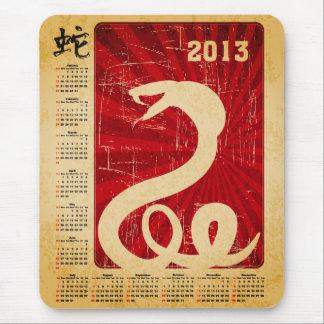Mousepad kalender 2013 2 musmatta