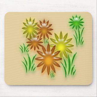 Mousepad - neondaisy musmattor