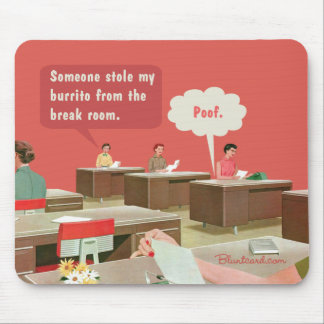 mousepad poof mouse pads