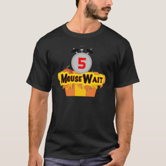 MouseWait begränsade dräkt för T Shirt