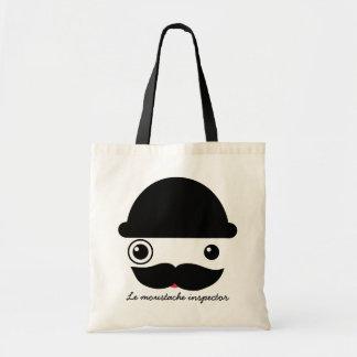 Moustacheinspektör Tygkasse