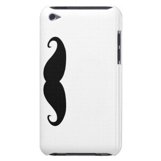 MoustacheITouch fodral! iPod Case-Mate Fodraler