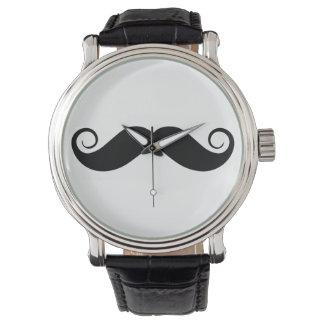 Moustachevintageklocka Armbandsur