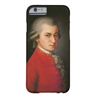 Mozart porträtt barely there iPhone 6 skal