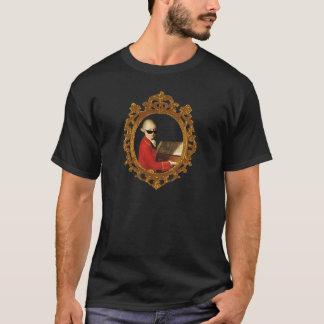MOZART skuggar på harpsichorden T Shirt