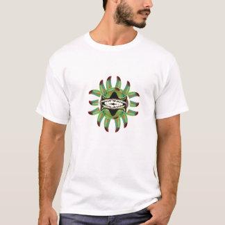 Mr2 avbildar för manar vit för T-tröja 6 Tee Shirts