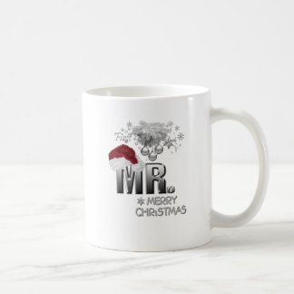 MR.First-jul Kaffemugg