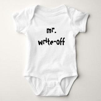 mr-write-off-01 tee shirt