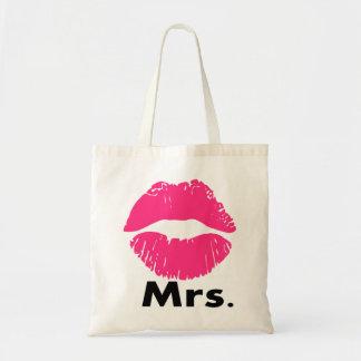 mrsen., ny gifta, gifta sig nyligen, bröllopsdagen budget tygkasse